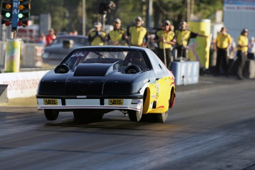 DragRaceCanada has always loved this cool Turbo-charged Mopar raced by Quebec's Cedric Beaulieu in Top Sportsman