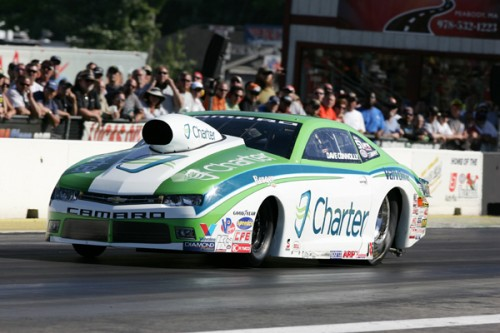 Dave Connolly's win in Pro Stock was his first since the 2012 season