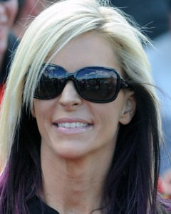 Angie Smith became the latest female winner in NHRA Professional drag racing