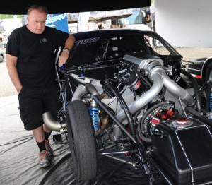 Jim Bell's new Pro Mod Camaro ran extremely well last weekend at NHRA Englishtown.