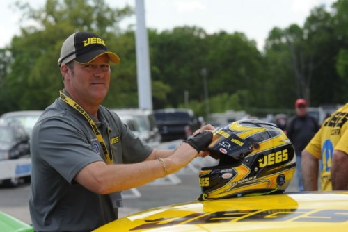 Pro Stock winner - Jeg Coughlin