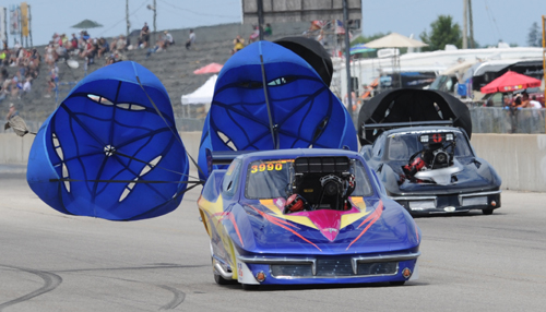 Robbie Atchison rediscovered his winning ways -- this time in Pro Mod
