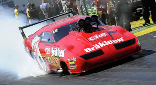 Pete Farber wheeled his awesome Dodge Daytona to it's first NHRA event win - last weekend at Bristol