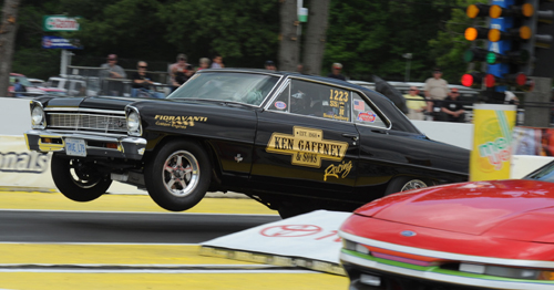 Ottawa-area racer Sean Gaffney continued to show improvement with his truly remarkable SS/H '67 Nova.