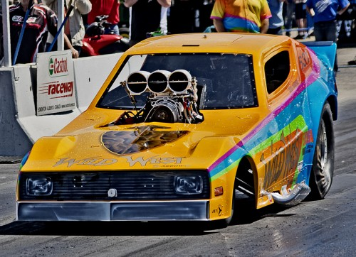 Landon Goudreau's Plymouth Arrow