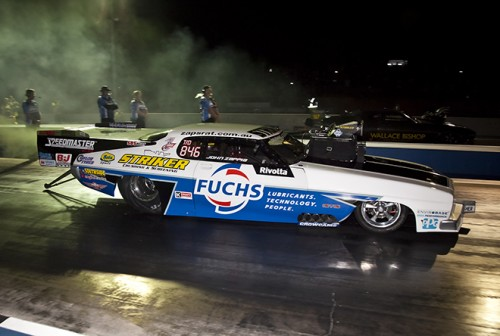 Australian T/D powerhouse John Zappia has moved to the cusp of yet another ANDRA Championship