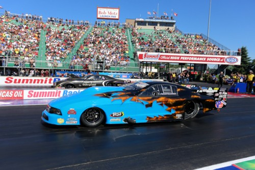 Kevin Fiscus set top speed (again) in Pro Mod - this time at 250.97 mph
