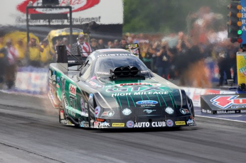 John Force collected career win #140!