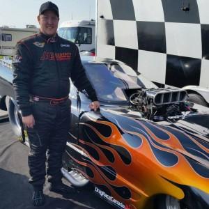 Canada's newest TAFC class racer - Tyler Scott