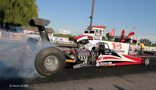 Joe Passero will be at St Thomas Raceway looking to defend his HeadsUpRacer.com Quick 16 title from 2013