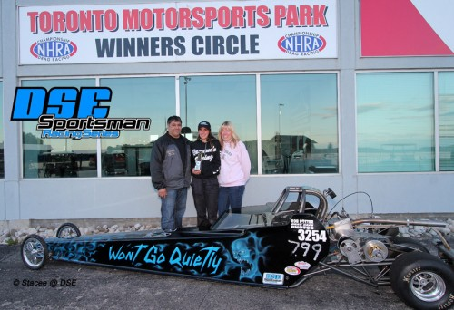 Junior Dragster Champion - Emily Ramundo