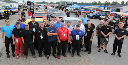 The cream of the crop in SS/AH class racers participated in the 14th annual Mopar HEMI Challenge
