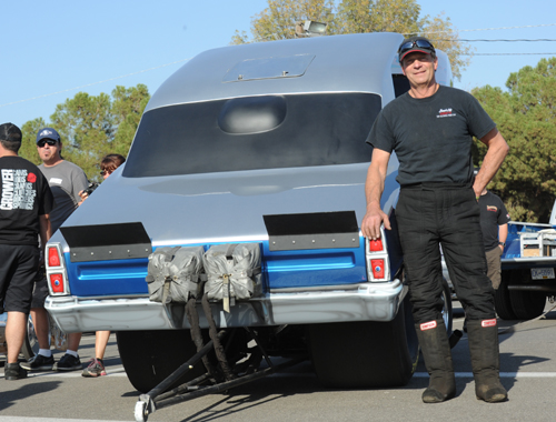 Leon Aines (from Qualicom Beach BC) ran his very cool Canso-bodied FC in the Pro 7.0 category.