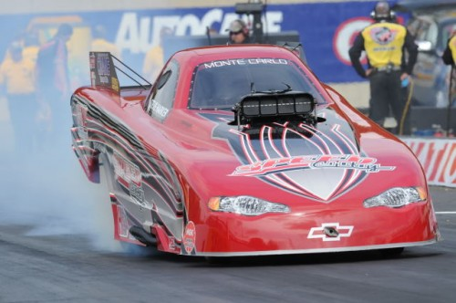 Australian native Steve Harker won X2 at Maple Grove and with that clinched the 2014 NHRA Lucas Oil TAFC World crown