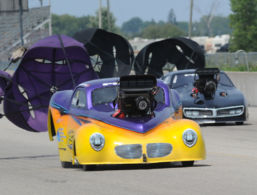 Jeff Roth's late season ownership of Grand Bend Motorplex produced a PMRA season championship.