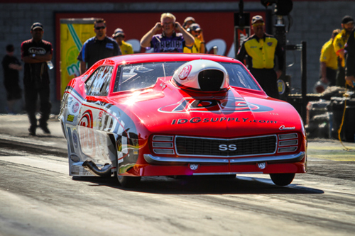 """Wiley """"Tricky Rickie"""" Smith crushed the competition again in Pro Mod"""