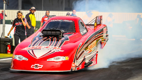 Australia's Steve Harker capped off his amazing Championship winning season with an event win in TAFC at the AAA Finals