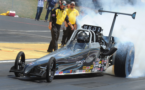 NHRA's Top Sportsman and Top Dragster class racers will be able to chase a NHRA World Championship title beginning in 2015