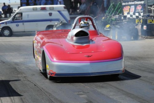 IHRA's Division 3 -- Super Rod 9.90 category racers -will race for extra cash this coming season