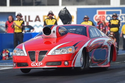 Mike Williams - from Tilly AB won two round in TS with his great looking GXP