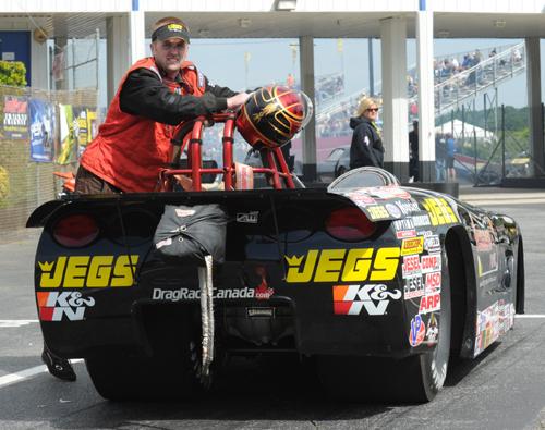 Jason Kenny won his 3rd career NHRA Divisional points championship last season.
