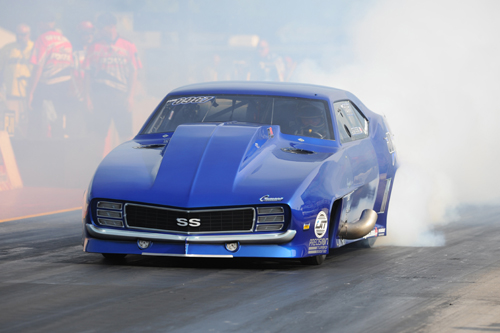 PDRA's exciting 1/8th mile brand of drag racers has renewed support from industry innovators VP Racing Fuels