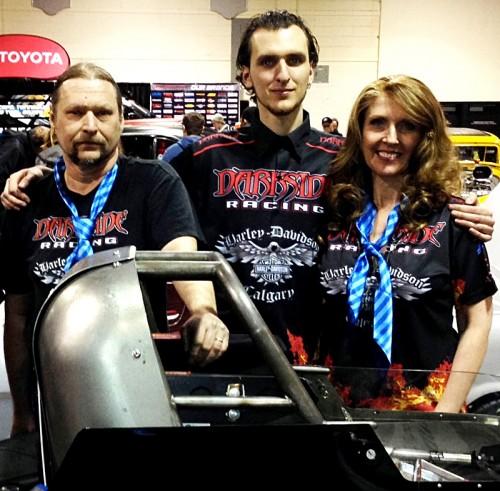 David, Nikolas and Kelly and Fedorowich