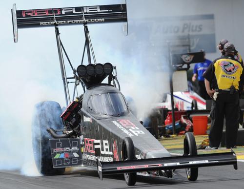 Top Fuel winner - Spencer Massey