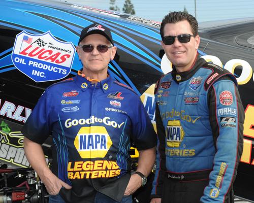 Les Davenport & John Lombardo