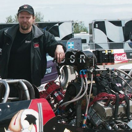 Canada's Dave Fedorwich will race his Calgary-based car at IHRA Edmonton