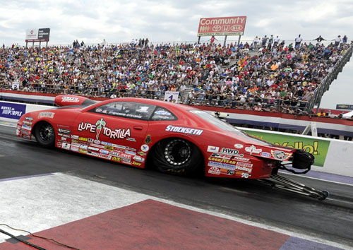 Erica Ender-Stevens took over the PS points lead with a thrilling home state victory