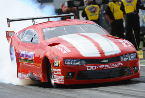 Don Walsh won his 2nd career NHRA Pro Mod event at Houston