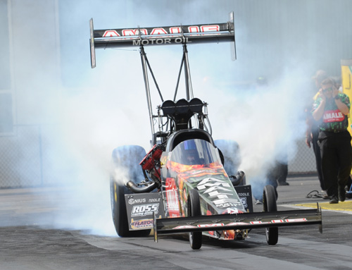 Terry McMillian will headline this summer at the IHRA Mopar Rocky Mountain Nationals