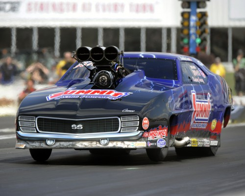 Canada's Kenny Lang emerged large in Pro Mod