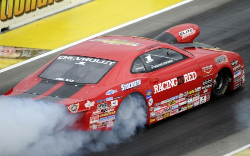 Erica's 15th career Pro Stock win came from the pole position.