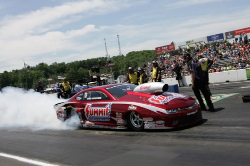 Greg Anderson has won back to back weekends in NHRA Pro Stock