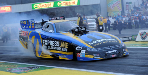 Matt Hagan's win was the 7th in 9 events this season for the Dodge Charger!