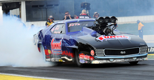 E-Town:  A major surprise at Englishtown was the DNQ in Pro Mod for recent NHRA Atlanta winner - Kenny Lang
