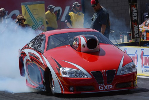Mike William's awesome Top Sportsman GXP will be at the Jegs All Stars event for the first time