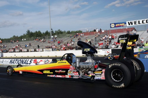 2012 World Champion Al Kenny won his 7th career NHRA national event title.