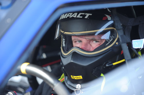 Edmonton's Jim Bell continues to make an impact in PDRA Pro Boost racing.