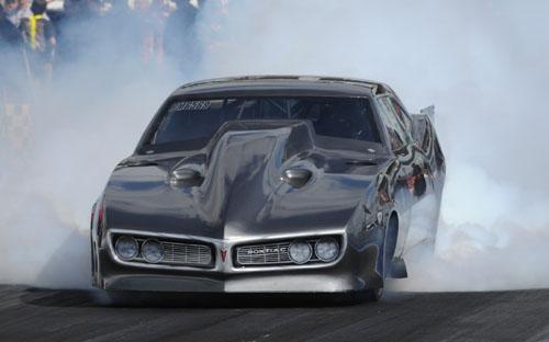 Jeff Doyle's new Turbocharged Firebird set top speed in Pro Mod