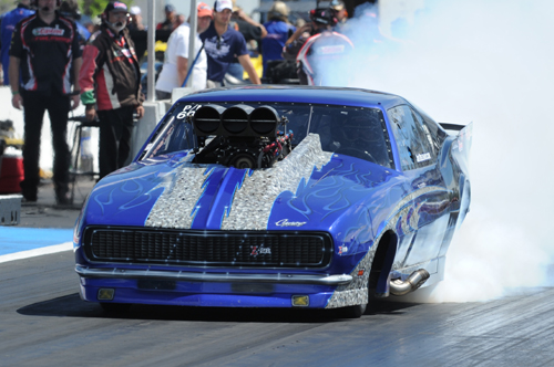 Pro Mod Cars will be back at Edmonton this weekend - Joe Delehay is the defending 2014 event champ!
