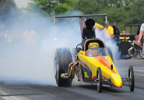 After going to the semi-final round in T/D last week at Norwalk - Al Kenny fell in round #2 at Chicago.