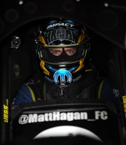 Matt Hagan extended his points lead with a R/UP finish in FC
