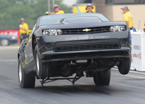 NHRA's success with the development of the Factory Stock Showdown class - was a factor with their new decisions for the Pro Stock class.