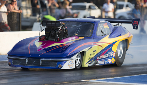 Pro Mod Points leader - Rob Atchison