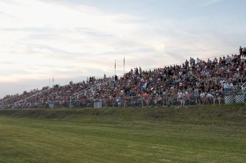 Another amazing capacity crowd!