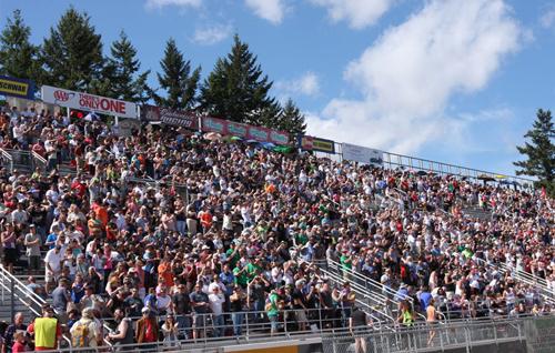Seattle-Crowd