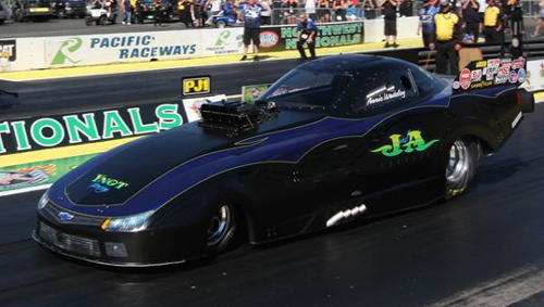 Annie Whiteley - won her 3rd career event at the NHRA national event level in TAFC